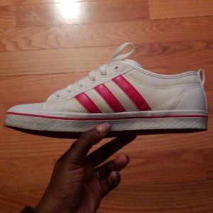best authentic d859b 185ee adidas Shoes - Adidas Originals Women s Honey Stripes Lo Sneaker